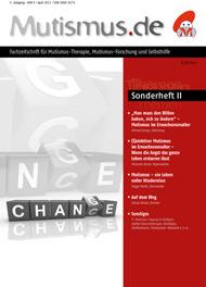 Mutismus Zeitschrift - Heft 9